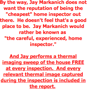 Jay Markanich Real Estate Inspections